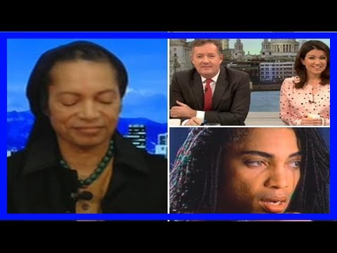 Former 80s popstar terence trent d'arby appears on gmb with a brand new identity| NEWS TODAY TV