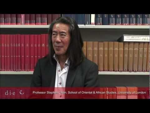 Stephen Chan, School of Oriental & African Studies, University of London (7 November 2011)
