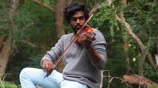 Dodo Baba Cover - Carnatic Violin Instrumental - Pooven.M