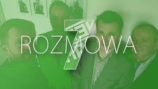 ROZMOWA - Kwaśnicki / Sieroń / Machaj