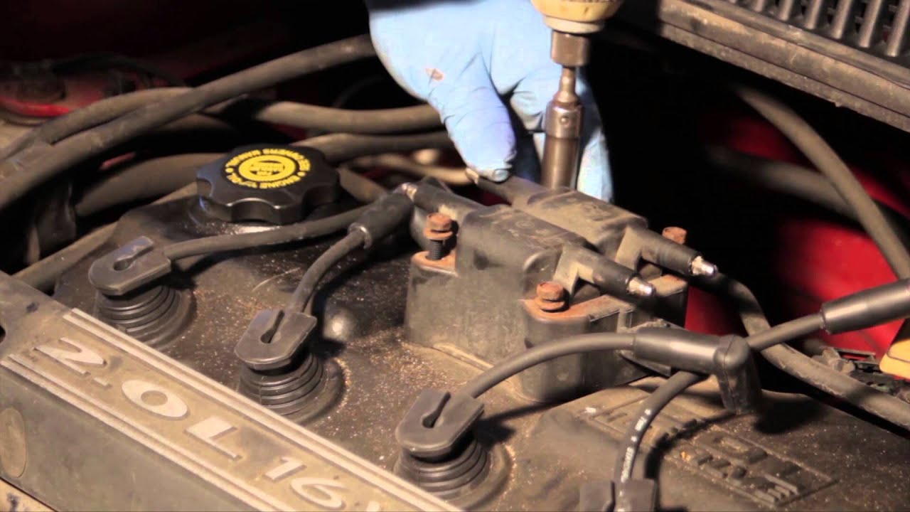hight resolution of ignition coil replacement dodge neon