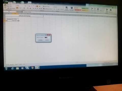 Crear formato informe en Excel muy fácil - YouTube