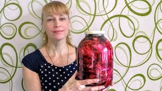 видео Как приготовить красную капусту на зиму рецепты