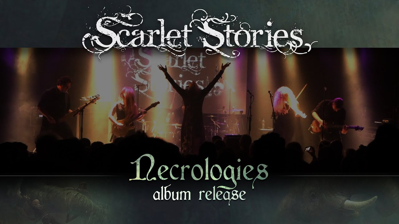 Music video 'Necrologies'