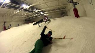 Near Death of Joe Summers at Snozone Castleford