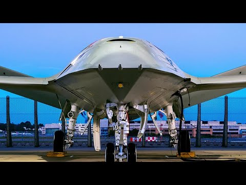 IEN NOW: Boeing Unveils Prototype Aircraft for Navy