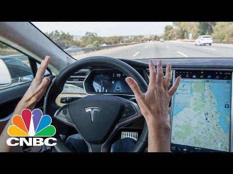 Tesla Autopilot Updated Overnight | Closing Bell | CNBC
