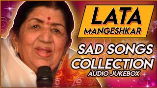 लता मंगेशकर के 10 सर्वश्रेष्ठ दर्द भरे सदाबहार हिट गाने|Lata Mangeshkar Sad songs Golden collection