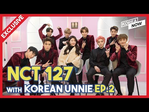 [Exclusive Interview Ep.2] NCT 127's Interview With Korean Unnie