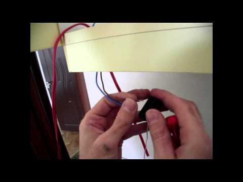 Монтаж на LED ленти над кухненски плот.