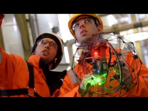 AkzoNobel  Chemicals Drone Inspection - Delfzijl 2016