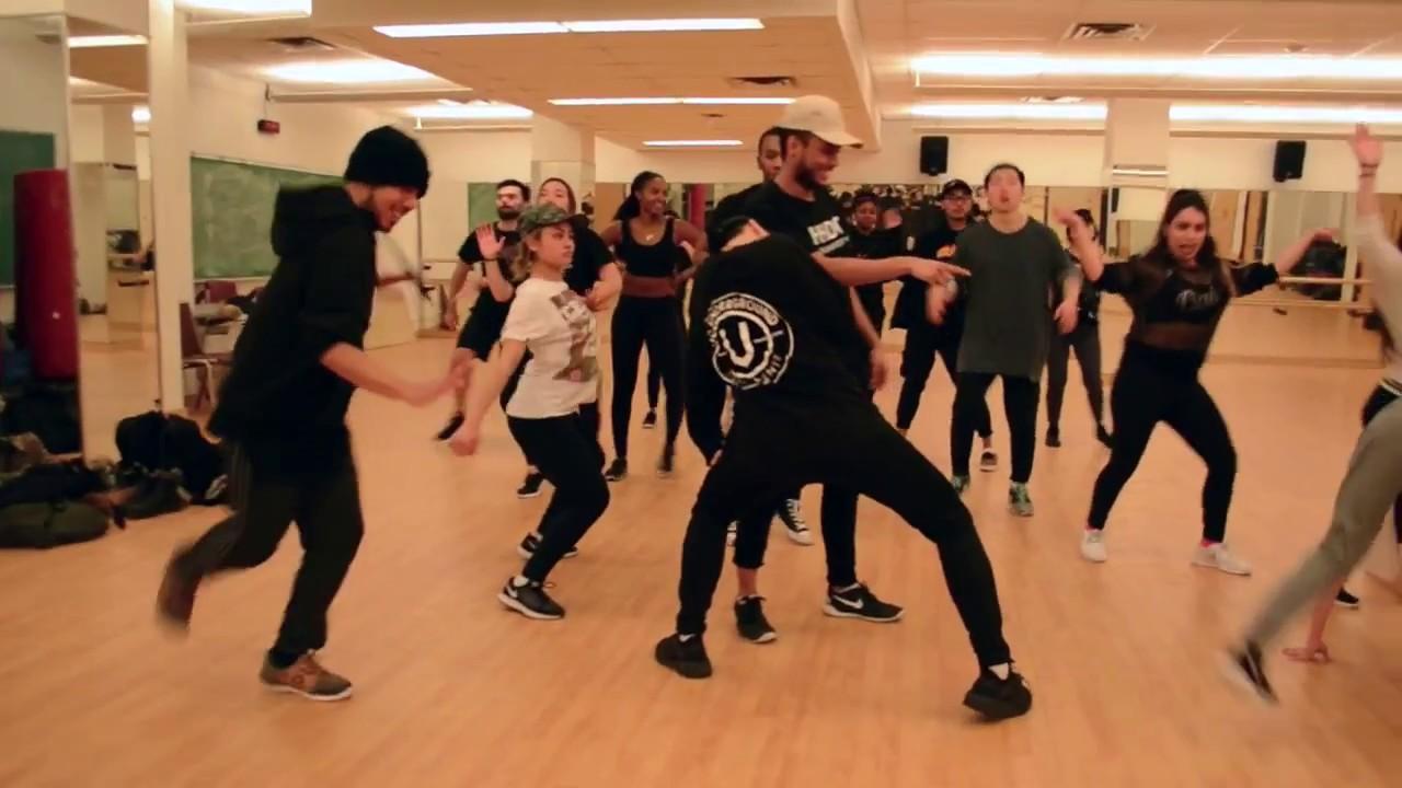 Hip Hop Dance Club at York Drop-Ins | Joel Famadico | Bruno Mars ...