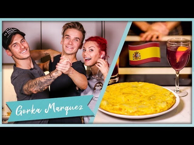 Authentic Spanish Cooking with Gorka Marquez