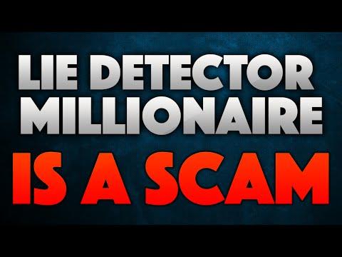 Lie Detector Millionaire Is A Complete Scam