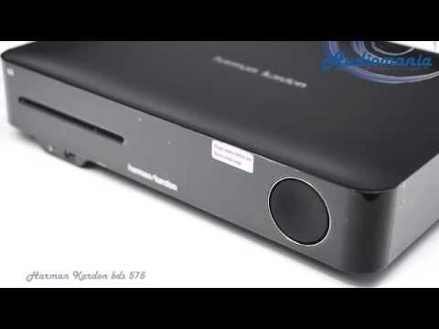 Blu-ray ресивер Harman Kardon BDS 575