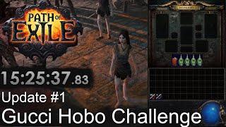Gucci Hobo Challenge - Update #1
