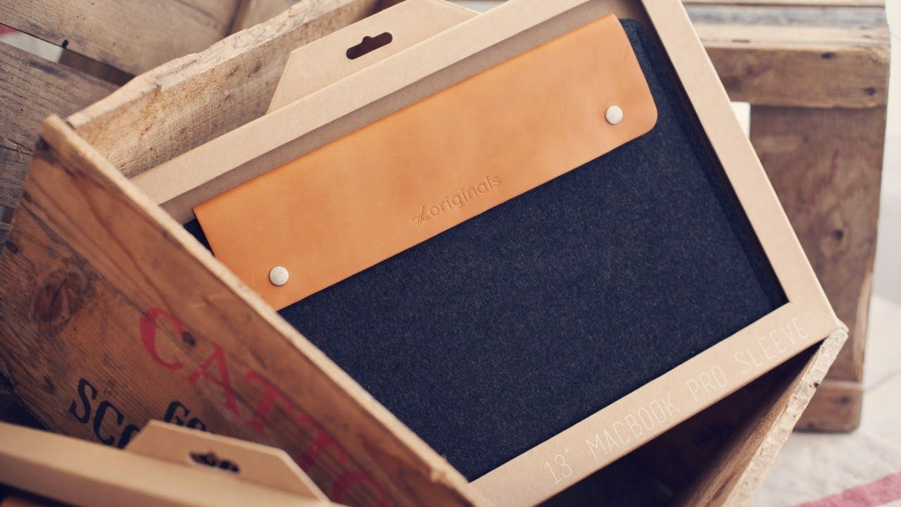newest 4524c 0f10a Mujjo MacBook Pro 13