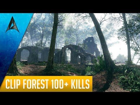 Battlefield 1: CLIP FOREST - Ross Marksman 117-15 (G513 Keyboard)