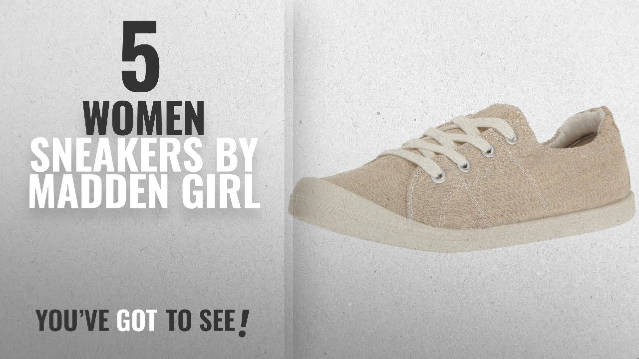 ced0c73b83c Featured Madden Girl Women Sneakers  2018   Madden Girl Women s ...