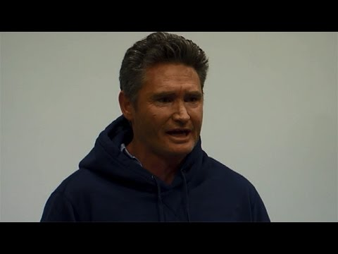 2015 - Dave Hughes sprays the North Melbourne team (The Footy Show)