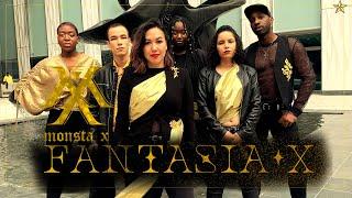 MONSTA X 몬스타엑스 'FANTASIA' dance Cover by PRIZM CREW