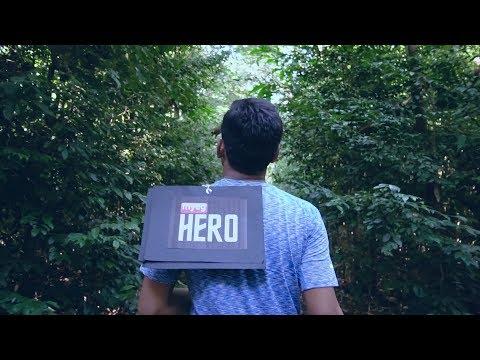 HERO OF THE WILD.