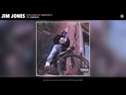 Jim Jones - Diplomatic Immunity (Audio) (feat. Cam'ron)