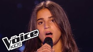 The Voice Kids 2016 | Victoire – Homeless (Marina Kaye) | Blind Audition