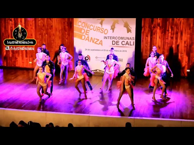 Fundación Cultural y Deportiva Colombia All Stars - CAS