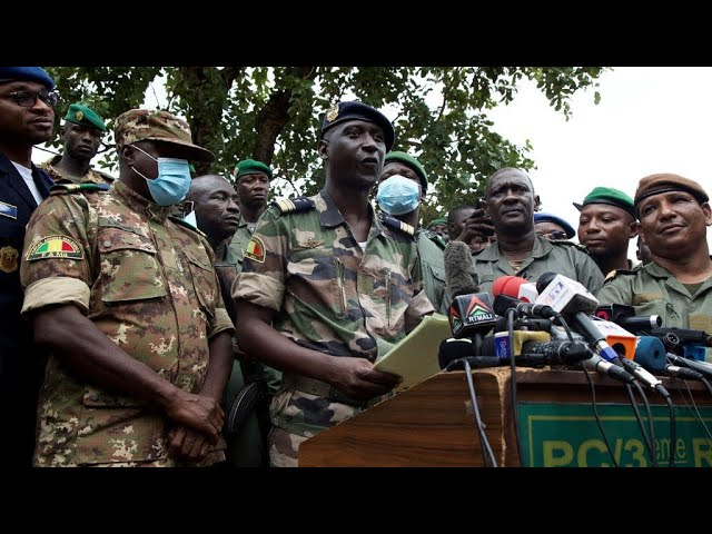Coup d'État militaire au Mali : quel avenir politique pour le pays ?