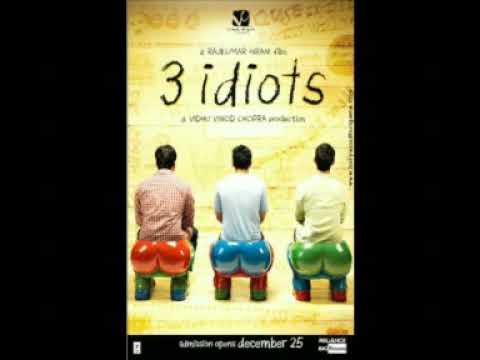 3 Idiots Zoobi Doobi (Remix) Sonu Nigam & Shreya Ghoshal