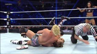 Daniel Bryan & Kaitlyn vs. Dolph Ziggler & AJ Lee - Mixed Tag Team Match: SmackDown, March 29, 2013