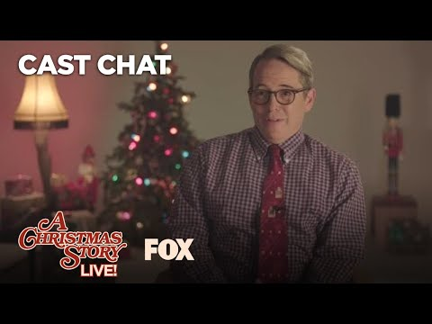 Best Present I Ever Got: Matthew Broderick | A CHRISTMAS STORY LIVE