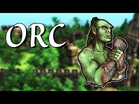 How to Make a BEAST ORC in Oblivion