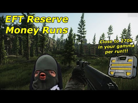 EFT Reserve - Efficient money run!