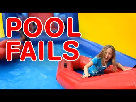 Thumbnail: Pool Fails | Funny Pool Fails Compilation