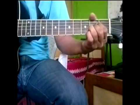 zara si dil me de jagah guitar tutorial - YouTube