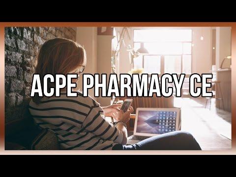 acpe-pharmacy-ce