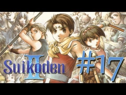 Suikoden II - Part 17 - South Window and a Terrible Monster.