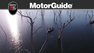 MotorGuide Xi5 Trolling Motor with Steve Starling