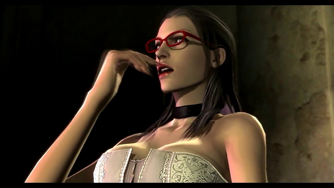 Cutscenes Lady Amp Trish Ex Costume Devil May Cry 4