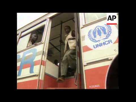 RWANDA: CHILDREN RELEASED FROM KIGALI JAIL