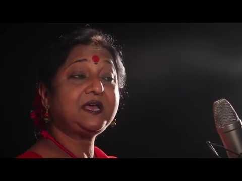 Jhum Jhum Phool | Indrani Sen | Rabindra Sangeet