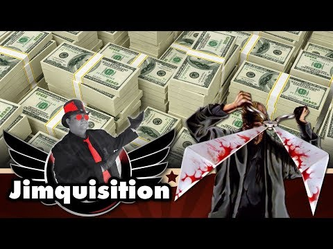 The Cost Of Doing Business (The Jimquisition)