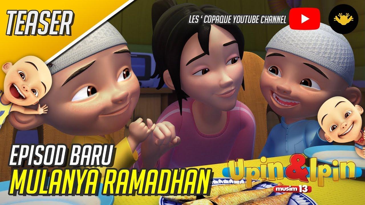Lagu 20 Bulan Islam   Upin & Ipin Sinar Syawal   YouTube