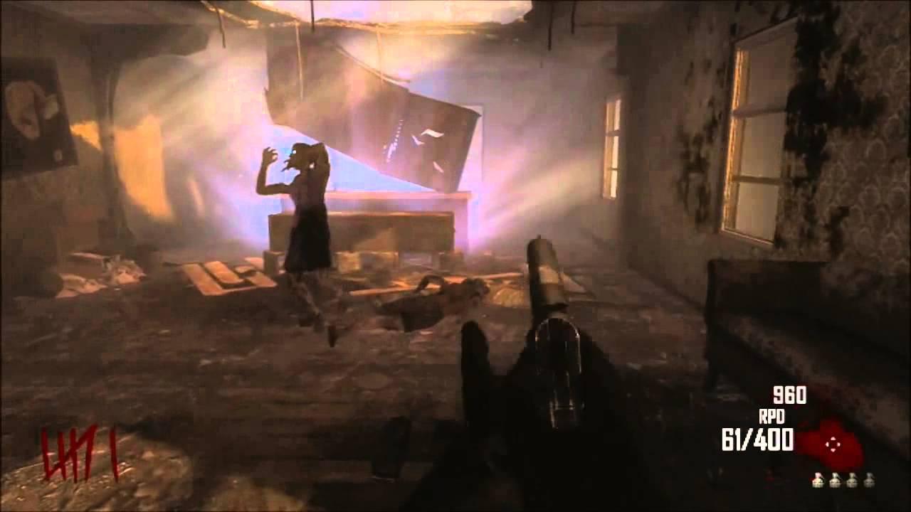 Bo2 Zombies Mystery Box Ray Gun Glitch Youtube