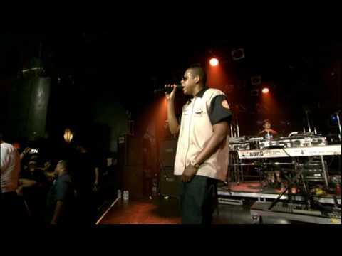 Linkin Park & Jay-Z [Collison Course] - Big Pimpin'/Papercut LIVE HD