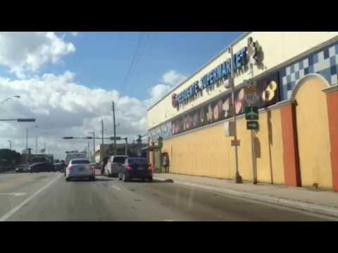 36th Street Allapattah.....area cerca del centro de la ciudad