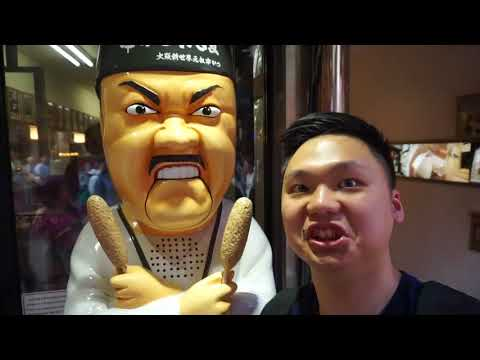 EXPLORE OSAKA , JAPAN - HOLIDAY TIPS IN JAPAN ( ITINERARY )🇯