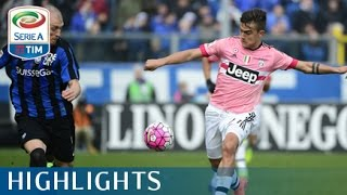 Atalanta - Juventus O-2 - Highlights - Matchday 28 - Serie A Tim 2015/16